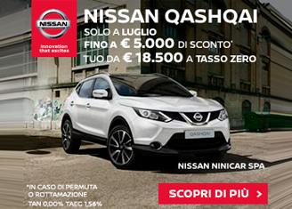 Nissan Qashqai Ninicar Lodi