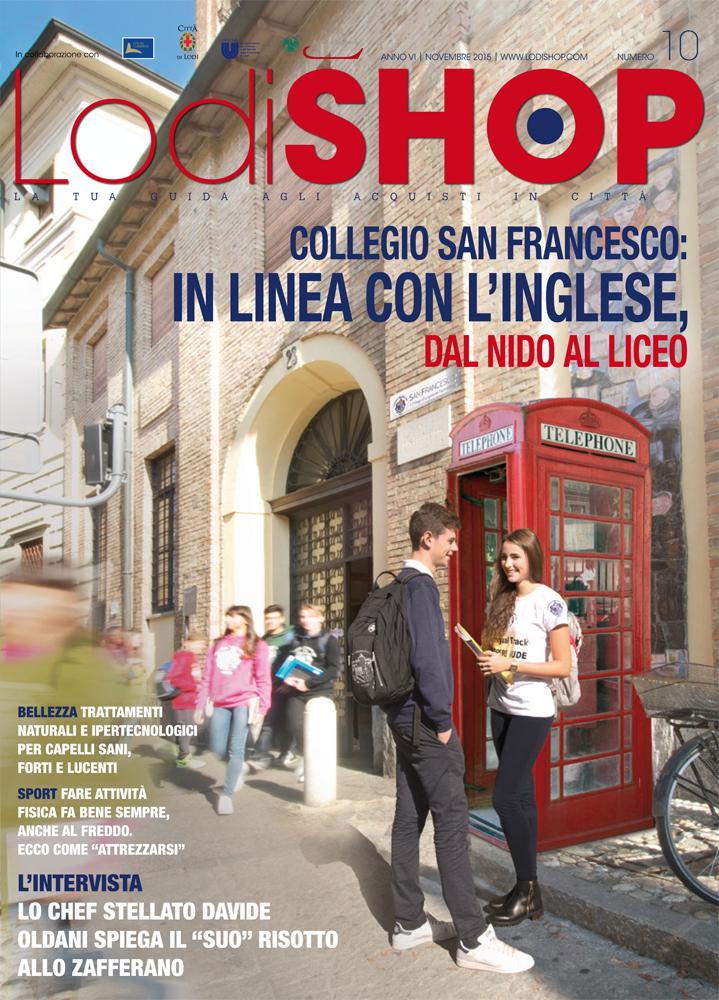 Collegio San Francesco Lodi Scuole Asilo Nido Elementari Medie Liceo Classico Scientifico Lodishop