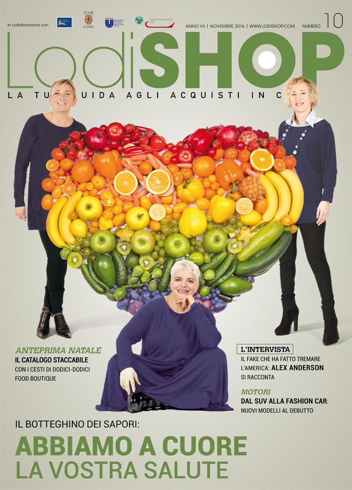 Botteghino dei Sapori Lodi Frutta Verdura Fruttivendolo