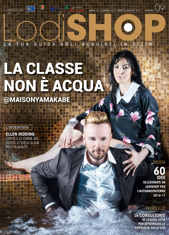 Maison Yamakabe Lodi Negozi moda uomo donna Fashion Enrico Sidoli